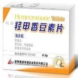 羟甲香豆素片