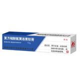复方硫酸氢黄连素软膏